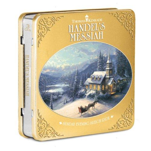 Thomas Kinkade-Handel\'s Messiah