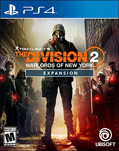 The Division 2: Warlords of New York Expansion - PS4 [Digital Code]