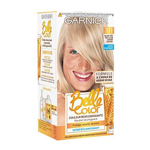 Garnier - Belle Color - Coloration Permanente Blond - 111 - Cendré Naturel