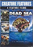 4 FEATURE FILMS DEAD SEA ROBOCROC SUPERTANHER DRACANO