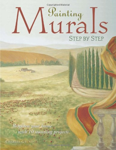 Painting Murals Step by Step