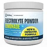 Dr. Berg's Original Electrolyte Powder...
