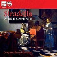 ストラデッラ:アリアとカンタータ集(Stradella Arie E Cantate)