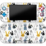 Cavka Vinyl Decal Skin Compatible with Console Switch Lite (2019) Stickers with Design Drawing Bunny Pattern Cover Cute Protector Rabbits Full Set Wrap Print Drawing Funny Durable Faceplate Animals