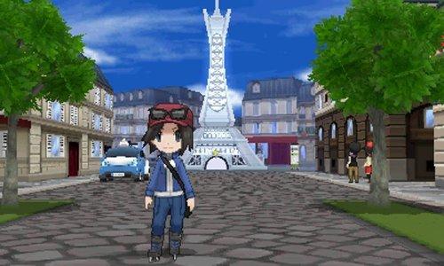 ポケットモンスターX-3DS