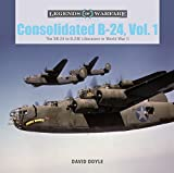 Consolidated B-24 Vol.1: The XB-24 to B-24E Liberators in World War II (Legends of Warfare: Aviation)