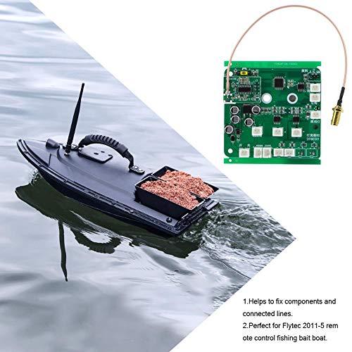Dilwe RC Boat Platine, Fischköder Boat Schaltung Platine Kompatibel mit Flytec 2011-5