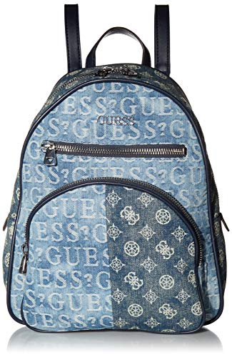 Guess New Vibe Large Backpack Denim