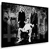 Leinwandbild Depeche Mode Leinwandbild fertig auf