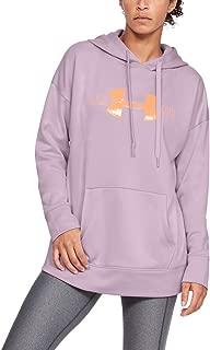 Women's Armour Fleece Graphic Hoodie
