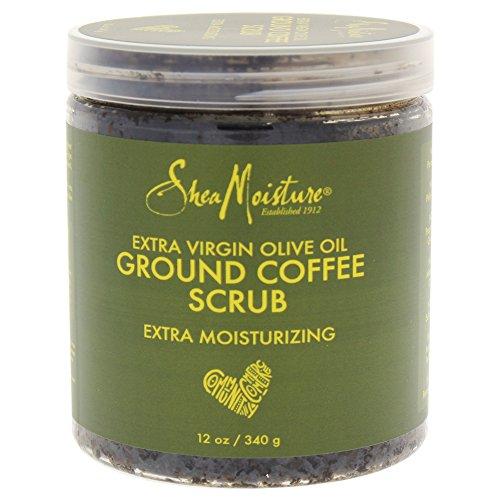 SHEA MOISTURE Olive Oil Coffee Scrub