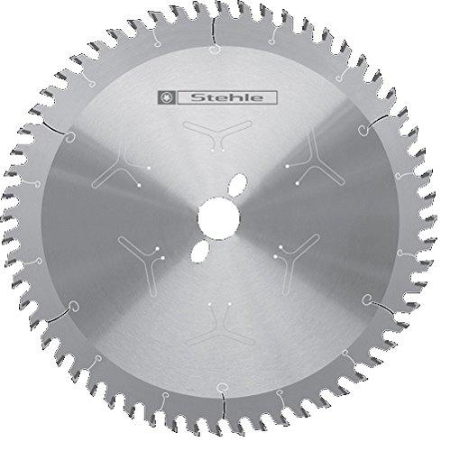 Stehle HW (HM) KDF-Super-X - Disco de sierra circular de dentado plano, Duplovitz y trapezoidal