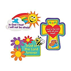 Scripture Magnet Craft Kit