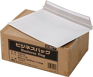 キングコーポレーション 封筒 ビジネスバック A4 厚紙 100枚 KBB002