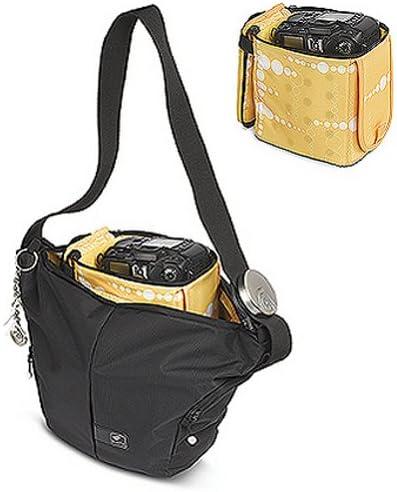 Kata Lightpic 20 Dl Schultertasche Für Dslr Klein Kamera