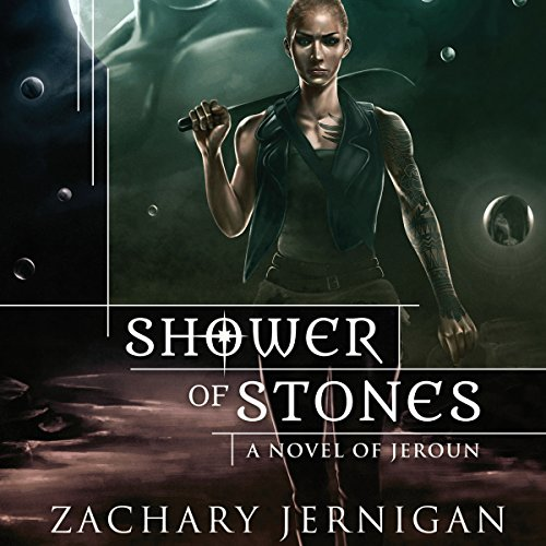 Shower of Stones audiobook cover art