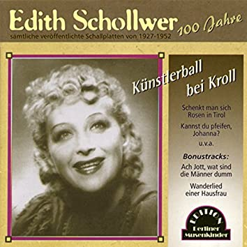 Künstlerball bei Kroll (1927-1951)