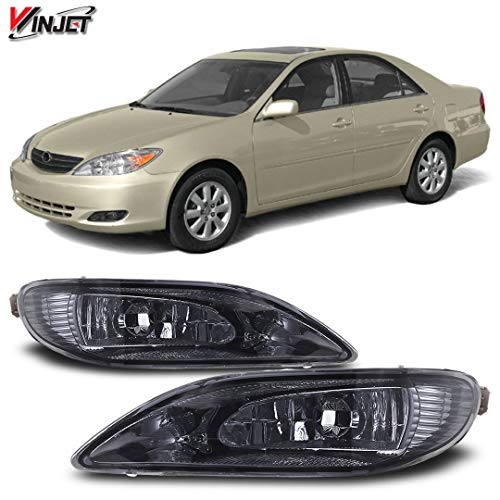 Winjet Compatible with Toyota [2005 2006 2007 2008 Corolla] [2002-2004 Camry] [2002-2003 Solara] Driving Fog Lights + Switch + Wiring Kit, WJ30-0047-11