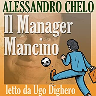 Il manager mancino copertina