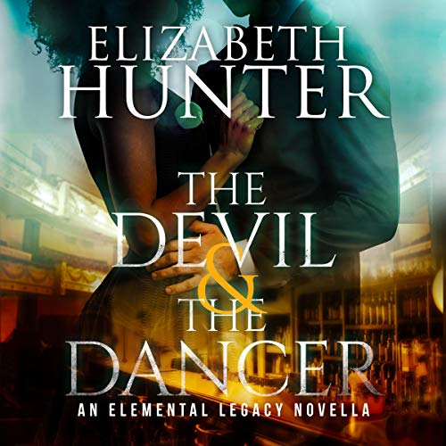 The Devil and the Dancer audiobook cover art