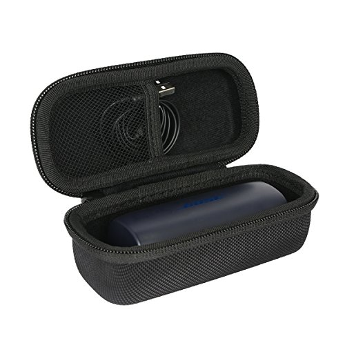 Khanka Portable Hard Case for Bose SoundSport Free Truly Wireless Sport Headphones (Big)