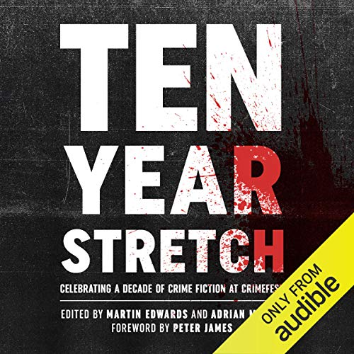 Ten Year Stretch audiobook cover art