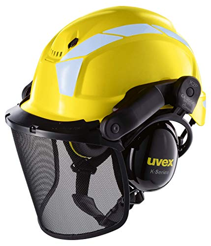 Uvex Pheos Casque de Protection Forestier - Kit...