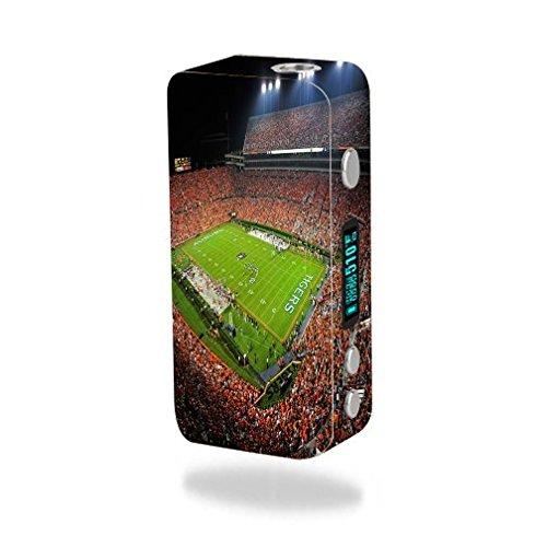 Smok Koopor Mini 60W Vape E-Cig Mod Box Vinyl DECAL STICKER Skin Wrap / College Football Stadiums