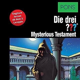 Mysterious Testament Titelbild