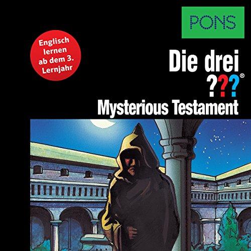 Mysterious Testament - Englisch lernen ab dem 3. Lernjahr Titelbild