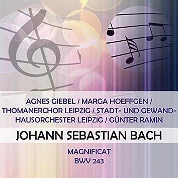 Agnes Giebel / Marga Hoeffgen / Thomanerchor Leipzig / Stadt- Und Gewandhausorchester Leipzig / Günter Ramin Play: Johann Sebastian Bach: Johannes Passion, Bwv 245 (In Der Fassung Von 1740) [Live]