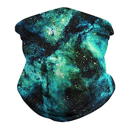 Starry Tulband/Neck Brace/Gezichtsmasker Digitaal Printen Face Handdoek Sports Show Magic Tulband Multi-Purpose Sjaal Geschikt Voor Outdoor Riding