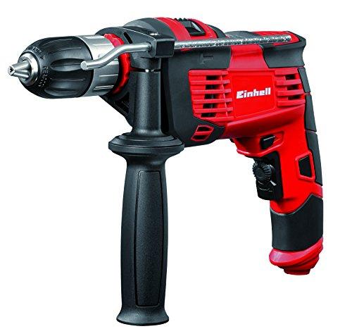 Einhell Schlagbohrmaschine TC-ID 720 E (720 W, Bohrleistung Ø Holz 30 mm, Beton 13 mm, Metall 10 mm, Metall-Tiefenanschlag)