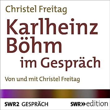 Karlheinz Böhm im Gespräch (Interview)