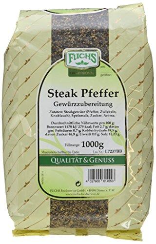 Fuchs Steakpfeffer Gewürzzubereitung (1 x 1 kg)
