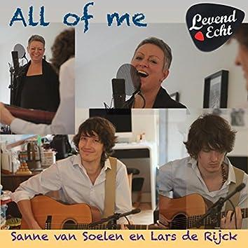 All of Me (feat. Lars De Rijck)