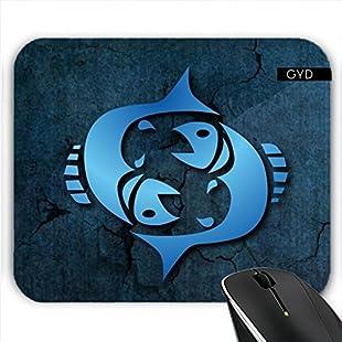 Mousepad - Zodiac Fish by comlaprom:Mytools