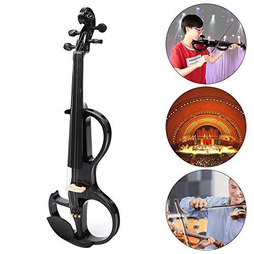 Jacksking 4/4 de Madera Profesional acústico Violin Artist