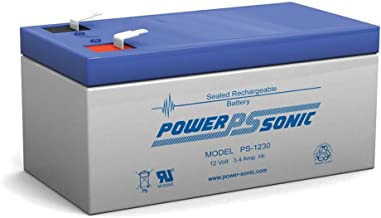 Best power sonic ps 1230 battery Reviews