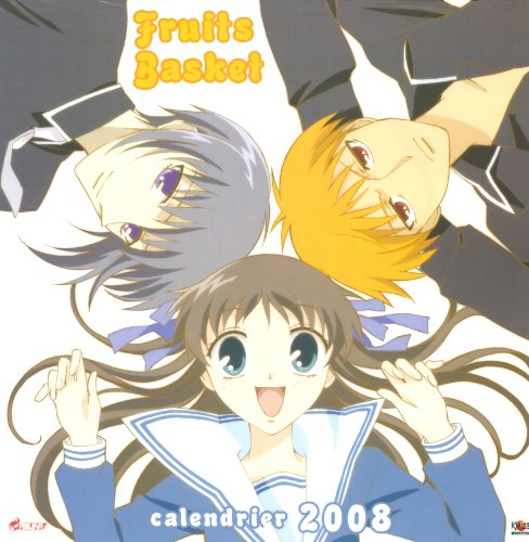 Calendrier 2008 Fruits Basket