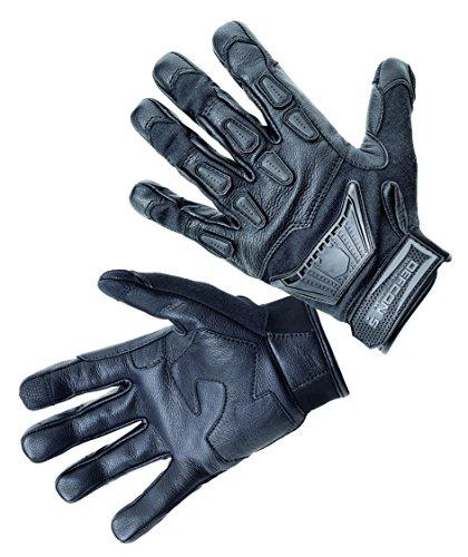 Defcon 5 Handschuhe Impact Schutzklasse EN388 2231 (schwarz, S)