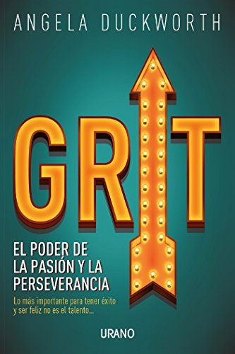 Grit,el libro. por Angela Duckworth