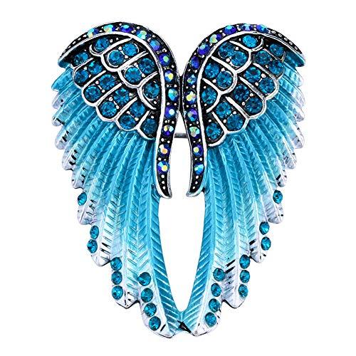 Women's Guardian Angel Wing Broo...