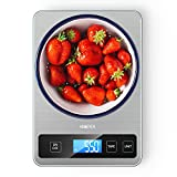 Digital Kitchen Food Scale, Homever 15kg Large Kitchen Scales Weight Grams and Ounces for Cooking...