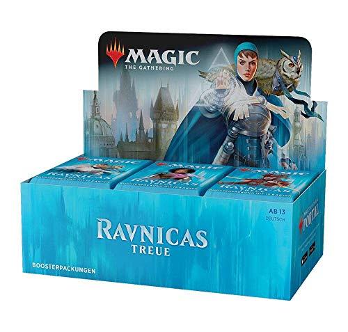 Magic The Gathering - Ravnicas Treue - Booster / Display | DEUTSCH | Sammelkartenspiel TCG, Booster:36er (Display)