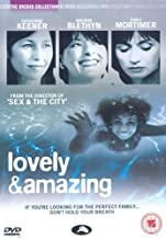 Lovely And Amazing [DVD] [2002] by Catherine Keener