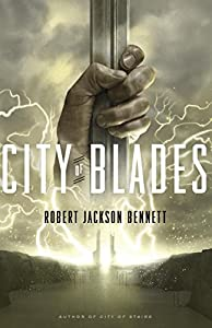 Cover of CITY OF BLADES