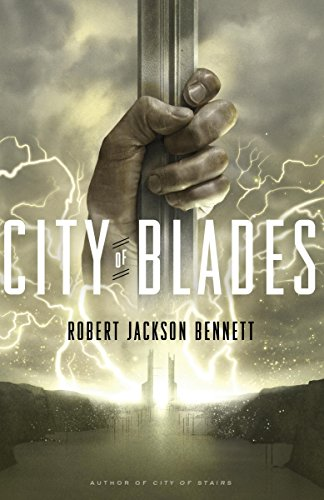 City of Blades: A Novel (The Divine Cities Book 2)