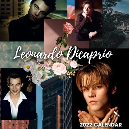Leonardo Dicaprio Calendar 2022: BEST SALE OFF. music OFFICIAL Calendar 2021-2022 ,Leonardo Dicaprio Calendar planner 2022-2023 with glossy paper