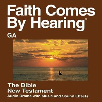 Ga New Testament (Dramatized)